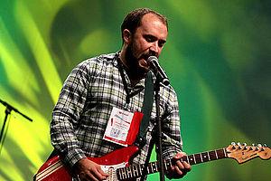 Craig Benzine - Benzine performing at Vidcon 2012.