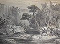 Craignethan Castle, 1846.jpg