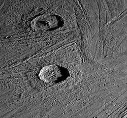 Fresh impact craters on the grooved terrain of Ganymede