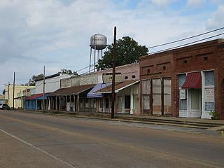 Crenshaw, Mississippi Town in Mississippi, United States