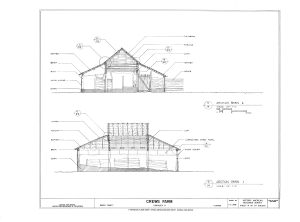 Crews Farm, Macclenny, Baker County, FL HABS FL-398 (sheet 19 of 24).png