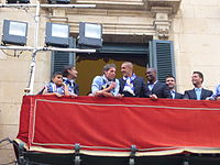 Cristian en el Ayuntamiento de Alicante en ...