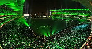 Sport in Ireland - Croke Park in Dublin is the headquarters of the Gaelic Athletic Association.