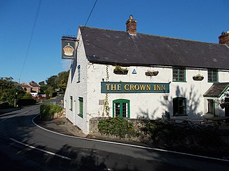 Shorwell - The Crown Inn