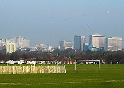 File photo of Croydon skyline