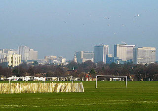 London Borough of Croydon Borough in United Kingdom
