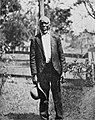 Cudjo Lewis photo, 1914 (Roche).jpg