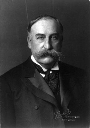 Edgar M. Cullen - Judge Edgar M. Cullen, circa 1913.