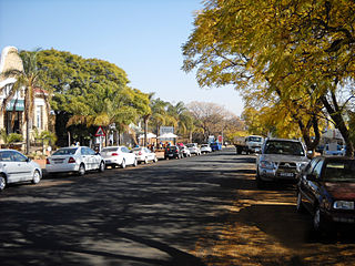 Place in Gauteng, South Africa