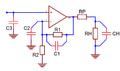 Current feedback op amp capacitances.png