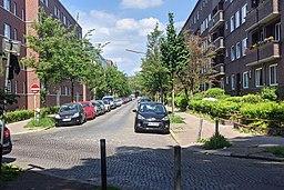 Curtiusweg in Hamburg
