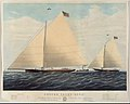 "Cutter Yacht ""Scud"" of Philadelphia – Modelled by Robert L. Stevens, Esq. MET DT262565.jpg"