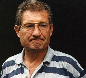 Cyrille Guimard - Guimard at the 1993 Tour de France