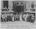 Düsseldorfer Lazarett im Universitätsgebäude, Place du Vingt Août, Lüttich (1914).jpg