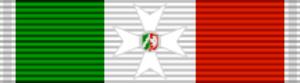 Order of Merit of North Rhine-Westphalia - Image: DE NW Der Verdienstorden des Landes Nordrhein Westfalen BAR