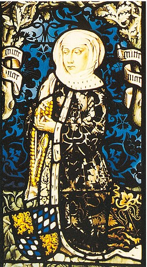 Mechthild of the Palatinate - Image: DH.Mechthild von der Pfalz