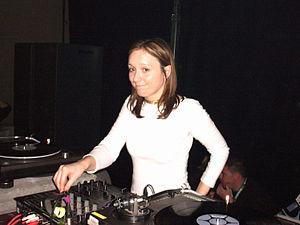 Tatana Sterba - Tatana at the Silence on March 3rd 2002
