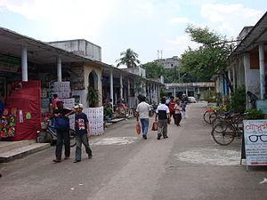 New Market, Dhaka - Inside Dhaka New Market