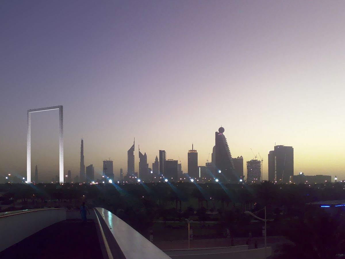 Dubai Frame - Wikipedia