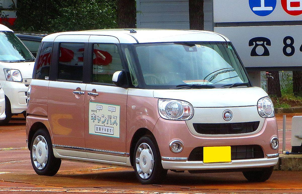 Daihatsu Move Canbus Wikipedia