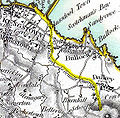 Dalkey Quarry railway map 1837.jpg