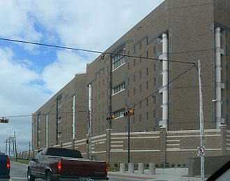 Dallas County, Texas - Dallas County Jail, 111 West Commerce Street