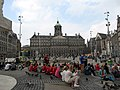 Dam Square and Royal Palace (14352178700).jpg