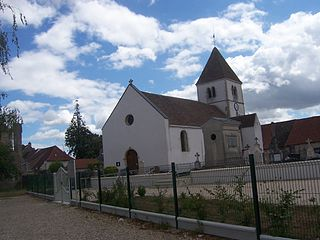 Damerey Commune in Bourgogne-Franche-Comté, France