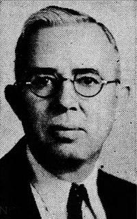 Dan Edward Garvey American politician