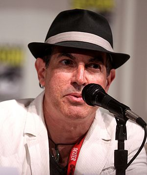 English: Dan Licht at the 2011 Comic Con
