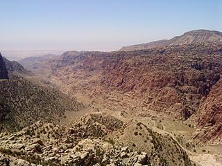 Ecotourism in Jordan