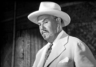 Sidney Toler - Sidney Toler as Charlie Chan in Dangerous Money (1946)
