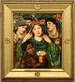 Dante gabriel rossetti, l'amata (la sposa), 1865-66.jpg