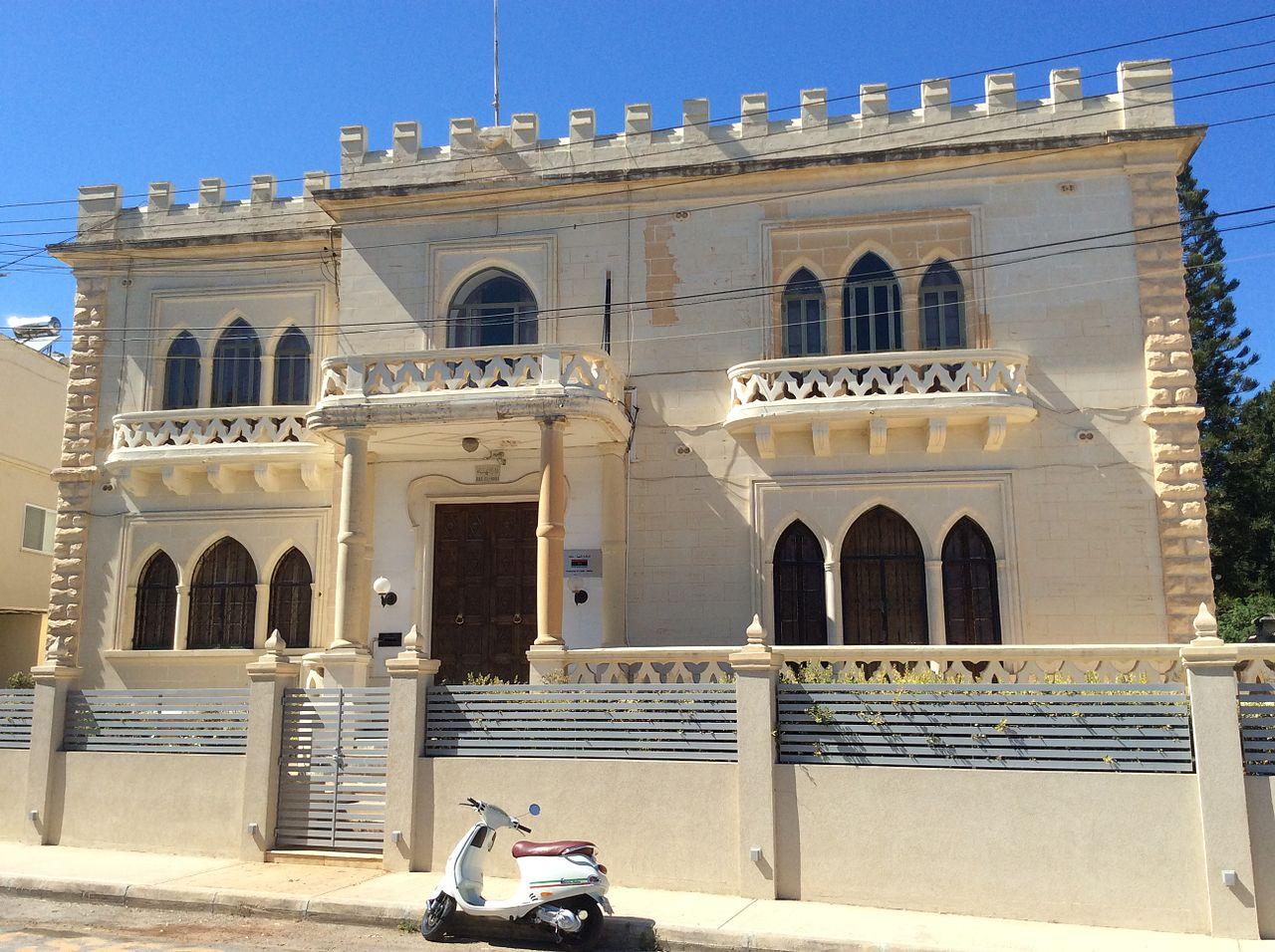 Embajada Libia