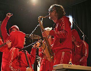 Kjetil Møster Jazz saxophonist