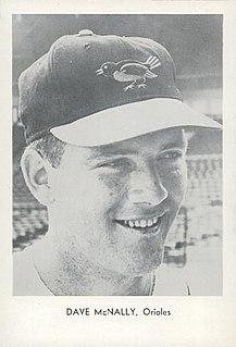 Dave McNally American baseball player
