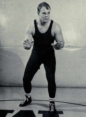 Dave Porter (sportsman) - Porter from 1967 Michiganensian