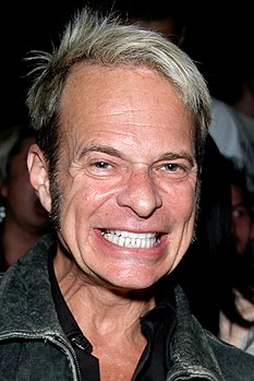 David Lee Roth nel 2008