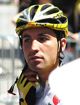 David de la Fuente (Tour de France 2007 - stage 8).jpg