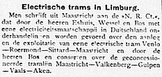 De Telegraaf vol 014 no 4875 Ochtendblad Electrische trams in Limburg.jpg