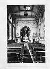 de kapel-ruimte omstreeks 1950 - amsterdam - 20014572 - rce