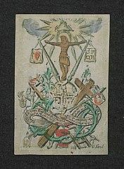 The Black Christ of Wyck with the Arma Christi (r3)