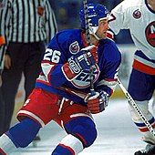 The franchise played in Winnipeg as the Jets from 1972 to 1996. They were  originally members of the WHA before joining the NHL in 1979. 4af9d3daf