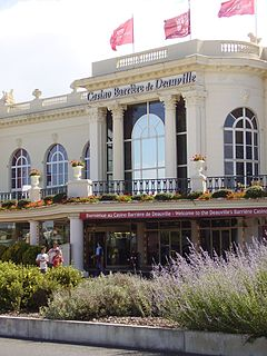 Deauville Commune in Normandy, France