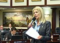 Debbie Mayfield debates on the House floor in Florida.jpg