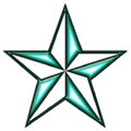 Deep green star.png
