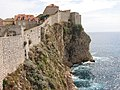 Defense wall in Dubrovnik - panoramio.jpg