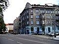 Dejvice, Srbská, restaurace Na rozhraní, od Bubenče.jpg