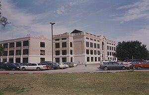 Delgado Community College - Image: Delgado College NOLA1990s