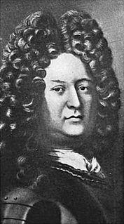Jacques-René de Brisay de Denonville, Marquis de Denonville Governor of New France